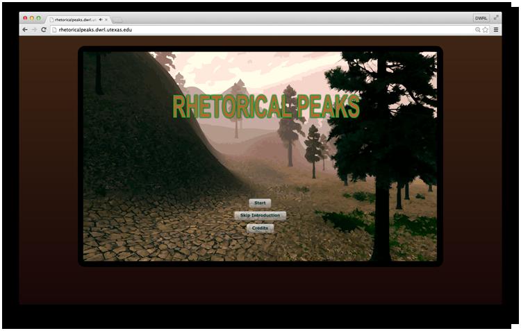 Rhetorical Peaks