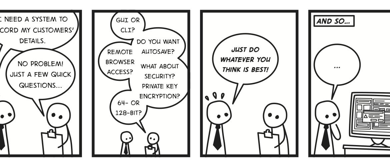 user versus coder