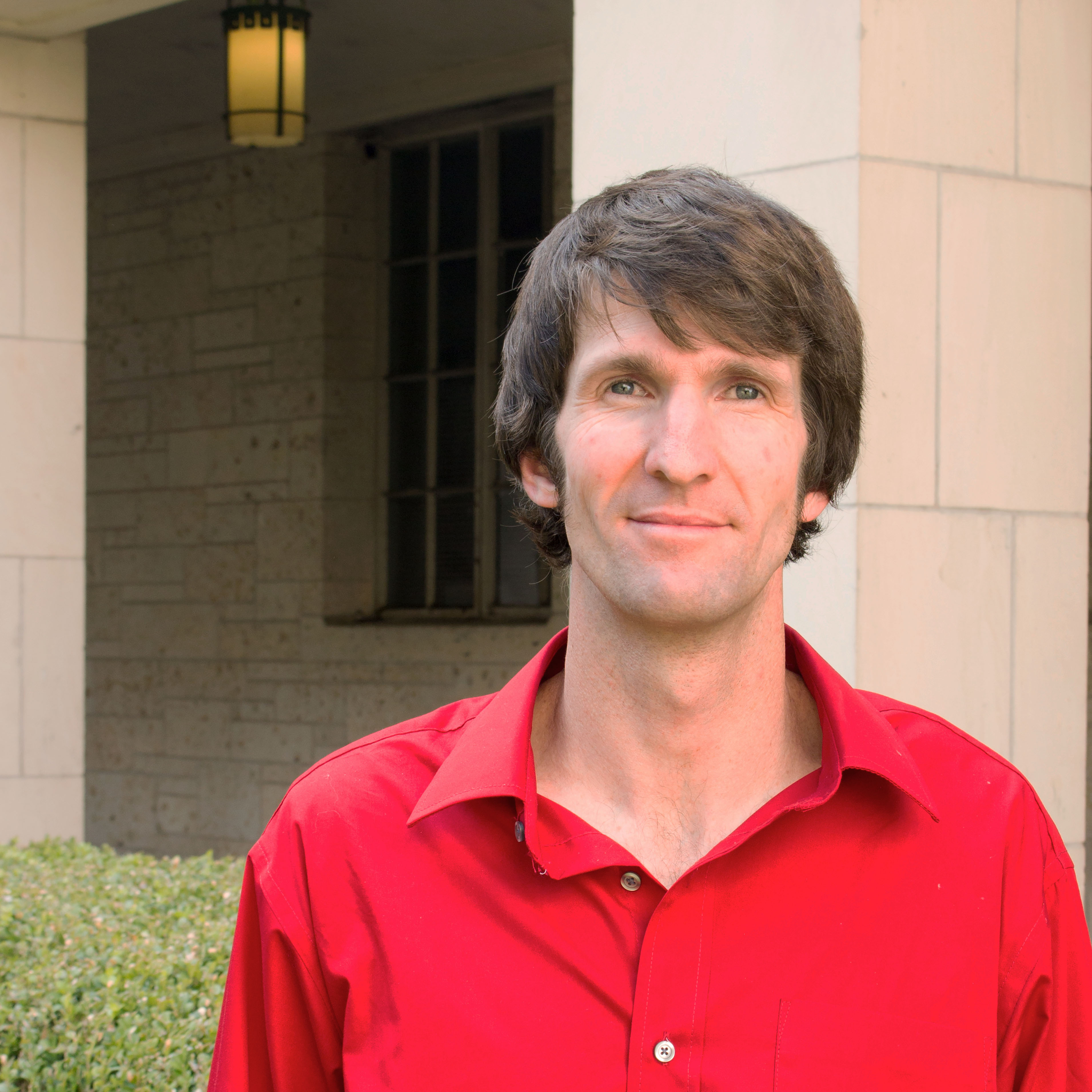 Headshot of DWRL Staffer Justin Hatch