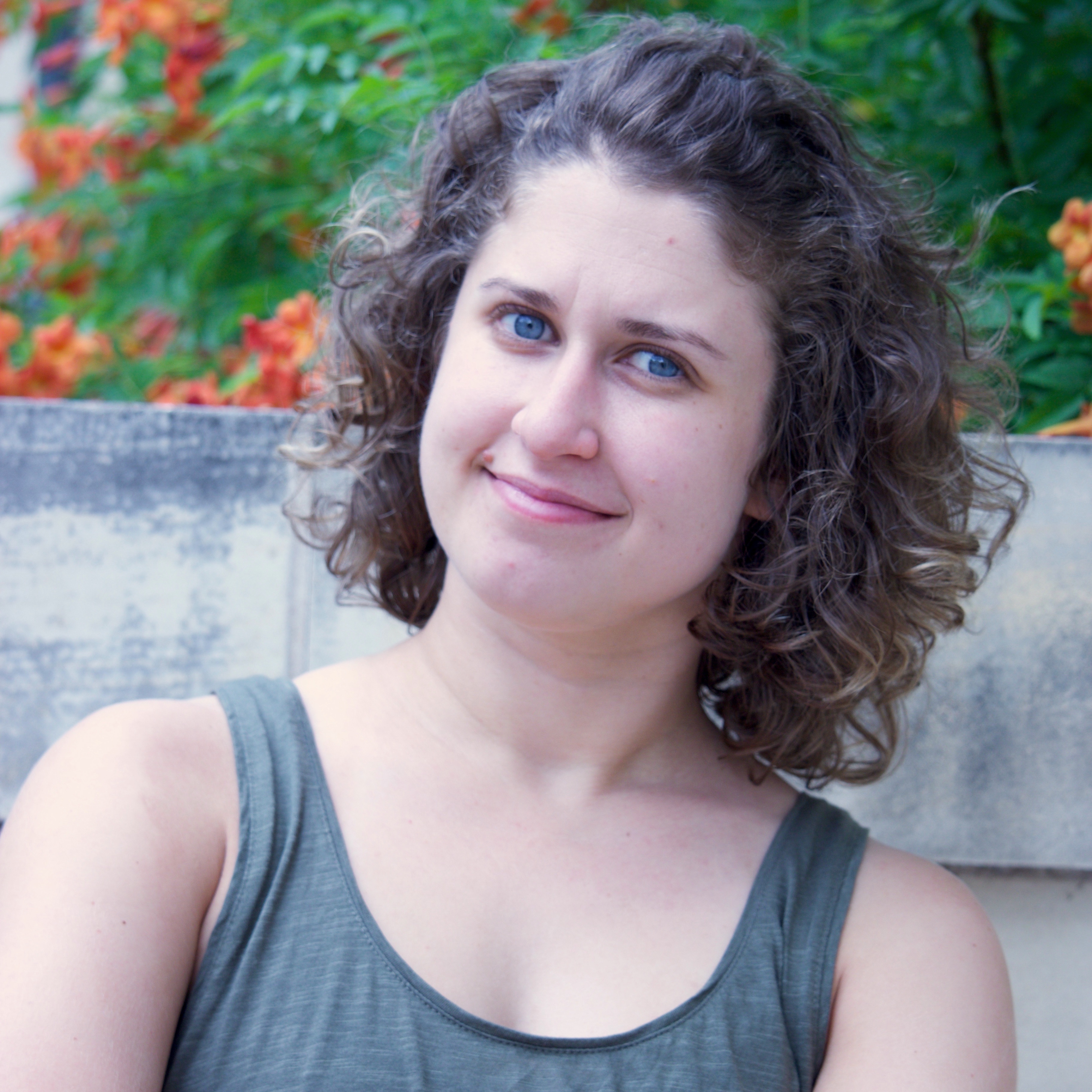 Headshot of DWRL Staffer Hannah Foltz