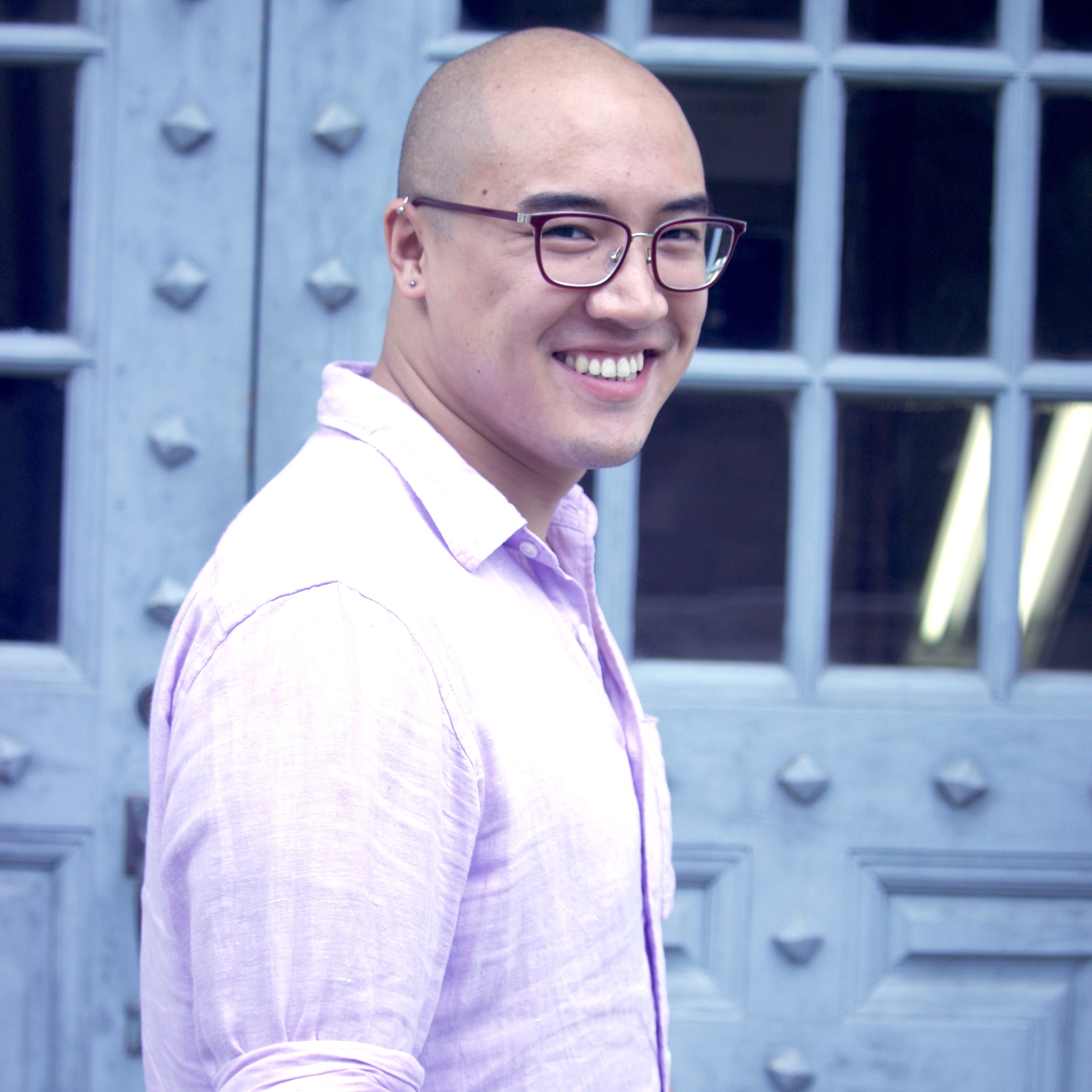 Headshot of DWRL Staffer Nel Yang